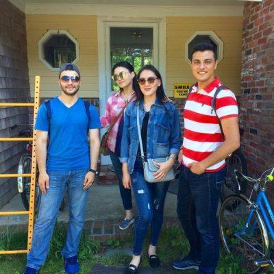 Papa Deny's Free Cycled Bikes
